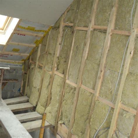Rockwool 1 Slab rockwool flexi slab acoustic insulation 1 2m x 400mm x