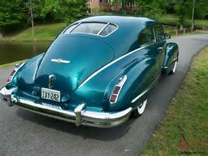 1947 Cadillac Coupe For Sale 1947 Cadillac Series 62 Fastback Coupe Restomod Streetrod