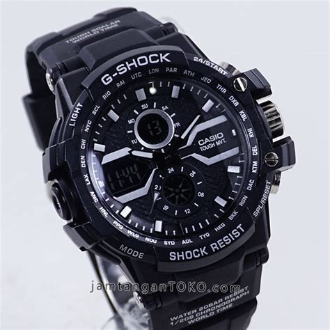 G Shock Gw 1135b Black Kw gambar g shock x factor kw1 gw a1000 black silver bagian