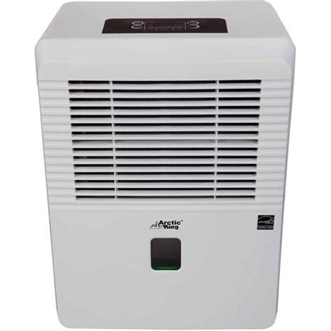 dehumidifier for basement arctic king energy 70 pint dehumidifier for basements white walmart