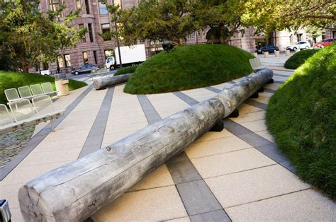 Landscape Architect Minneapolis Minneapolis U S Courthouse Plaza Landscape Voice