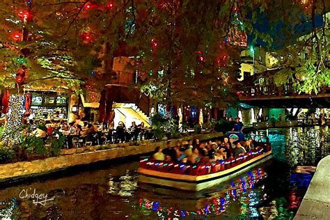 san antonio lights riverwalk lights on the river walk