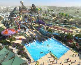 Water World Abu Dhabi Yas Waterworld Mega Waterpark Inaugural On Jan 24 Flights And Travel News