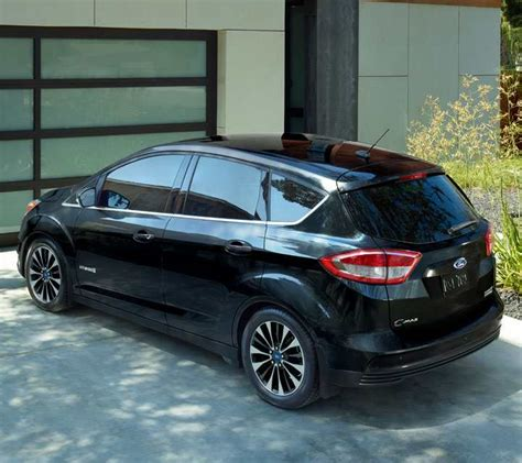 Ford Cmax Hybrid by 2018 Ford 174 C Max Hybrid Powerful And Efficient Ford