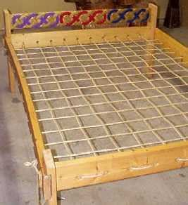 rope beds rope bed