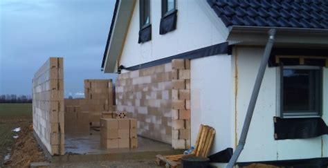 garage mauern oder fertiggarage bautagebuch fronhoven 187 die garage wurde gemauert