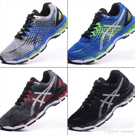 sports shoes cheap price 2018 2017 wholesale price new style asics nimbus17 running