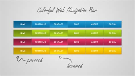 css layout navigation bar navigation bars with css agyp css