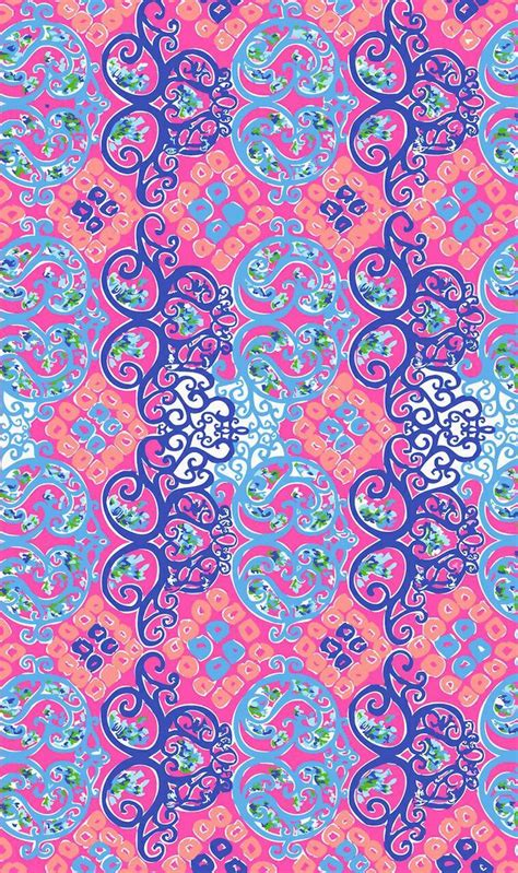 find name pattern or purple lilly pulitzer pattern google search crafts