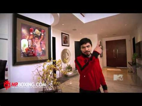 Manny Pacquiao Cribs by Manny Pacquiao On Mtv Cribschannelapa Channelapa