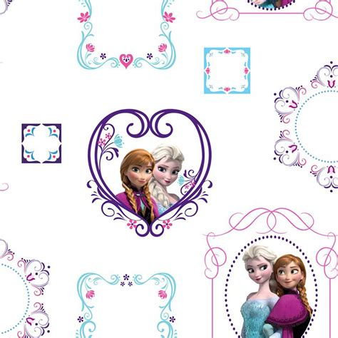 frozen wallpaper roll disney frozen wallpaper borders stickers brand new