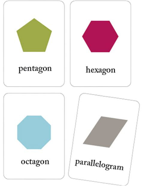 printable flash cards shapes 9 best images of basic shape flash cards printable basic