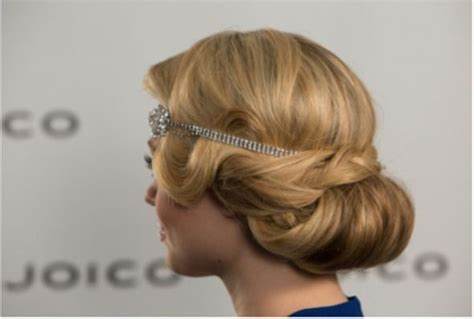 great gatsby faux bob 1920s inspired hair youtube 17 best images about la follies hair on pinterest