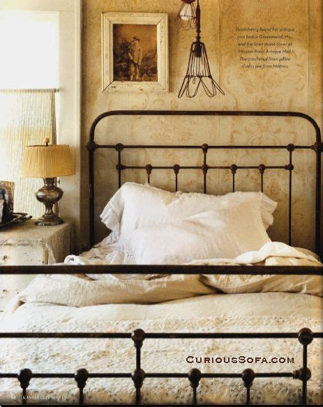 17 best images about decorating with iron beds on
