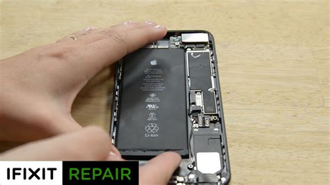 iphone 7 plus battery replacement how to