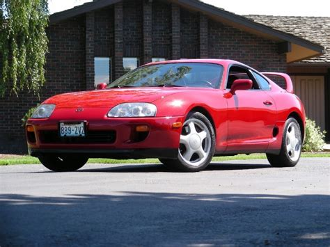 Stock Turbo Cars by Clean And More Importantly Stock 1993 Supra Turbo