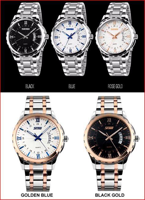 Skmei Jam Tangan Stainless Digital Analog Your Daily jam tangan pria stainless steel skmei nf52788 water