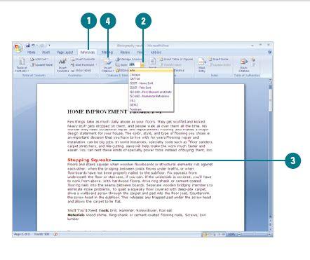 membuat daftar pustaka word 2007 membuat daftar pustaka pada word 2007 green note