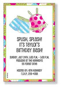 blank suits children s birthday invitations