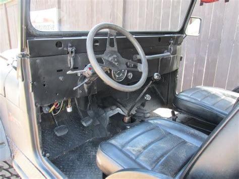 Jeep 8 Speed Transmission Problems 1973 Jeep Cj5 3 Speed Manual Transmission Restored 2 Door
