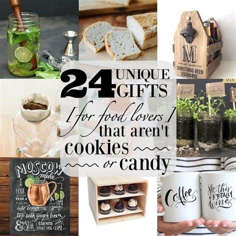 unique cooking gifts 24 unique gifts for food lovers that aren t cookies or
