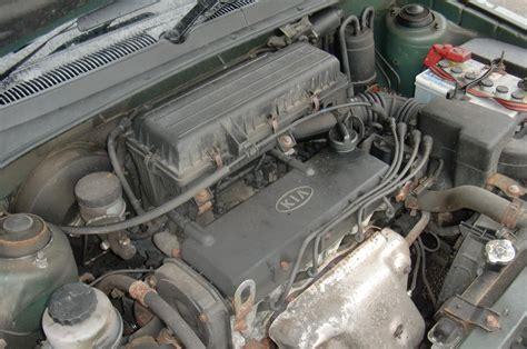 2002 Kia Engine Rio92 S 2002 Kia Cinco Wagon 4d In