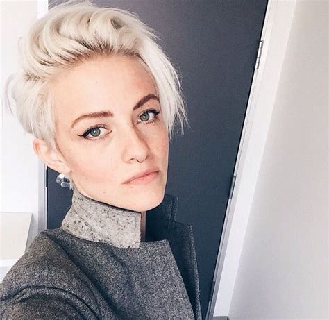hair tutorial tumblr tomboy 32 best images about brittenelle fredericks on pinterest