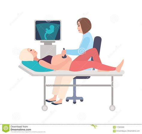obstetric cartoons illustrations vector stock images