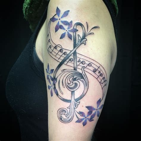 best music tattoos design 75 best designs meanings notes