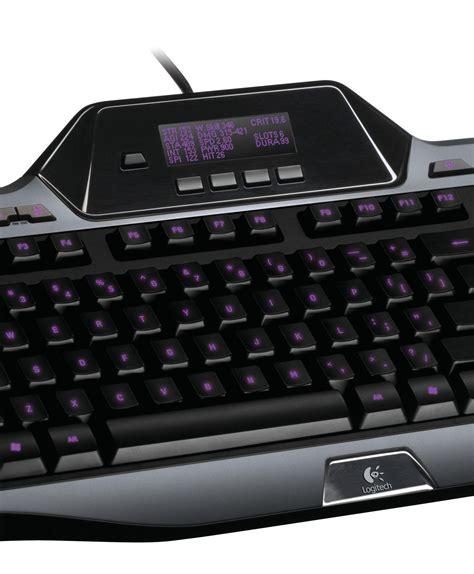 Keyboard Logitech G510 logitech g510 review gaming nexus