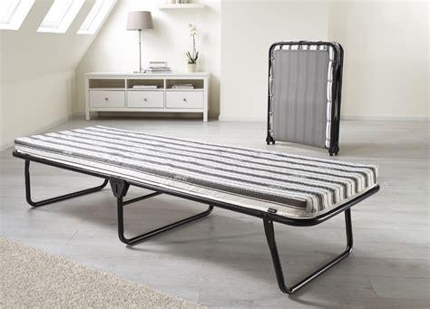 Folding Bed Single Be Value Comfort Folding Bed Single From Slumberslumber