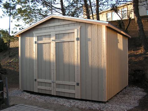 10x12 Storage Shed 10 215 12 Shed Plans The Shelf Sheds Vs Build It From