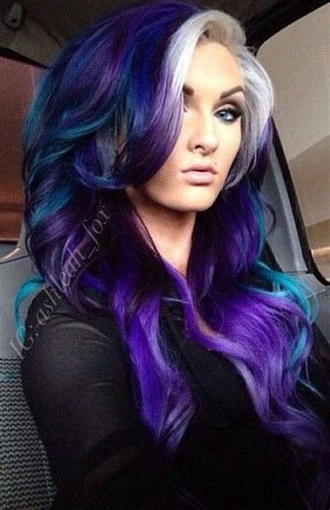 with colorful hair colorful hair colour ideas for hair 35