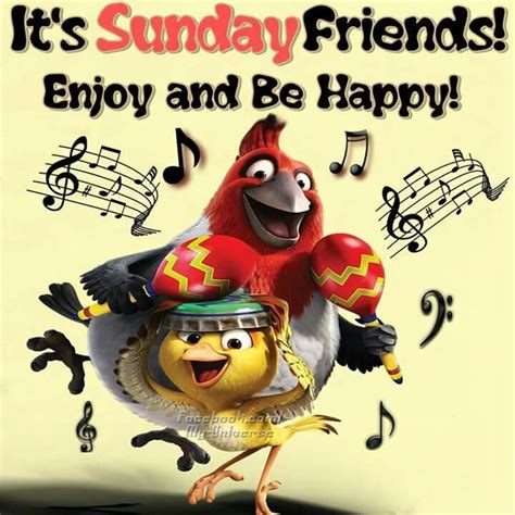 imagenes good morning happy sunday it s sunday friends enjoy and be happy pictures photos
