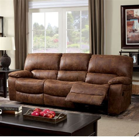 Rustic Reclining Sofa Catchy Rustic Sectional Sofas With Rustic Reclining Sofa