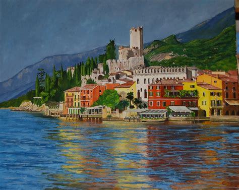 festival painting lago di garda malc 233 sine sur le lago di garda page 11 catherine digue