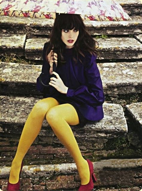 8 Ways To Wear Yellow This Winter by 1000 Images About How To Wear Coloured Tights On