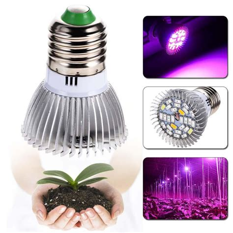 Lu Led Grow Light 28w spectrum e27 led grow light growing l light