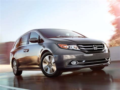 Most Comfortable Minivan by 6 Most Comfortable Minivans For 2015 Autobytel