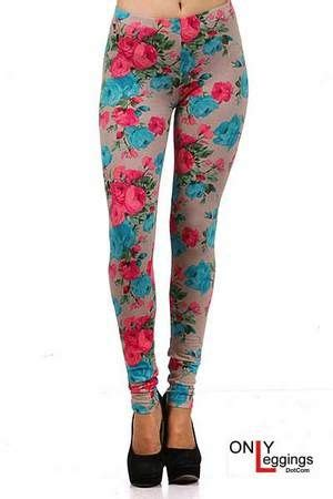 Rich Cotton Legging Flowers Rainbow 151 best colorful images on colorful workout and cotton