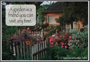 Garden Of Quotes Quotes About Gardens Quotesgram