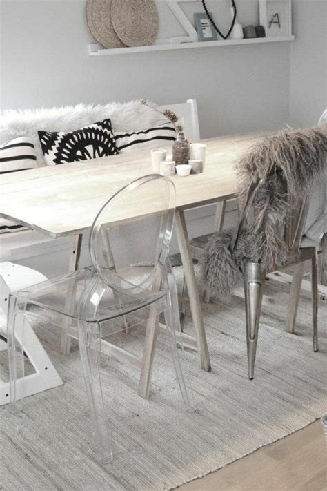 une chaise 10 best ideas about chaise transparente on