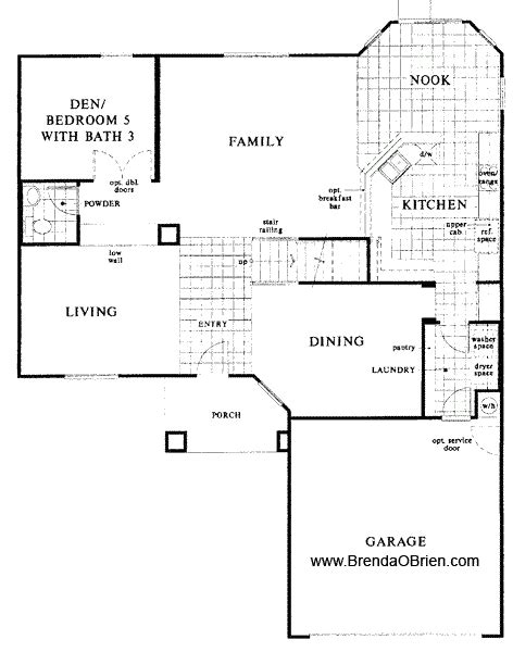kb homes floor plans new kb home floor plans new home plans design