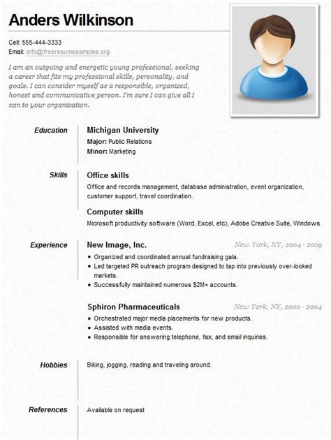 simple and neat resume format cool resumes on resume resume layout and resume templates