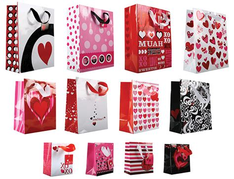 valentines gift bags gift bags on behance