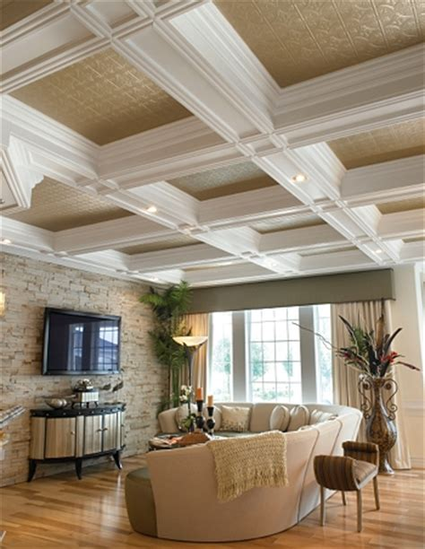 foam coffered ceiling royalfoam coffered ceilings png