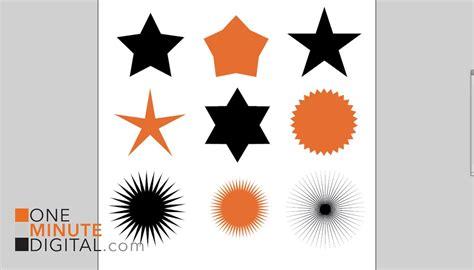 Reset Star Tool Illustrator | change the default star shape in illustrator tutorial