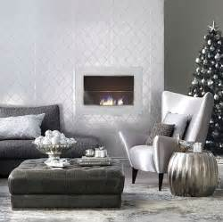Living Room Decor Silver Modern Decorating Ideas For Your Interior