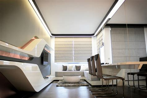 futuristic homes interior 20 inspiring retro futuristic interiors