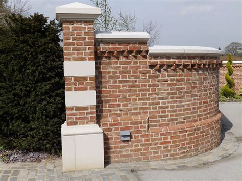 garden brick wall designs 51 garden ideas brick wall designs brick laminate picture